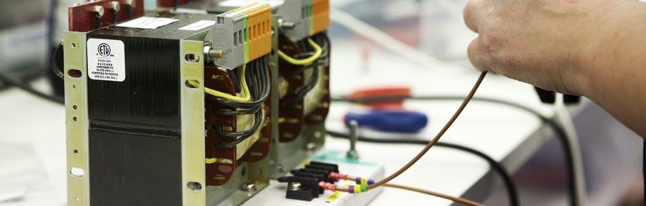 Cabling production at Silcotec Europe